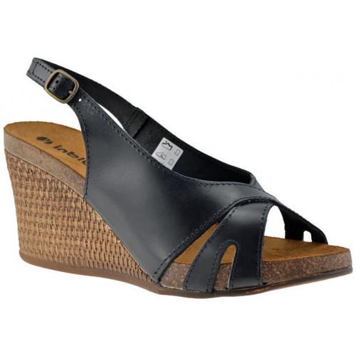 Παπούτσια Γυναίκα Σανδάλια / Πέδιλα Inblu  Black