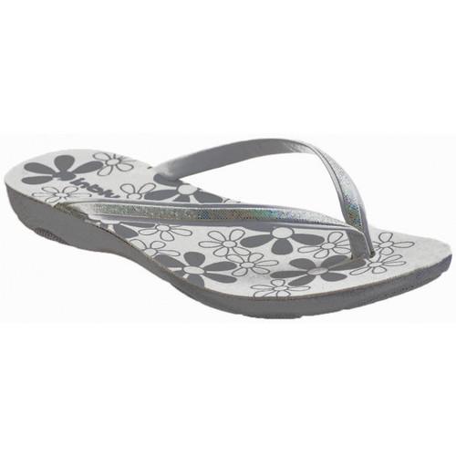 Παπούτσια Γυναίκα Σαγιονάρες Inblu  Άσπρο