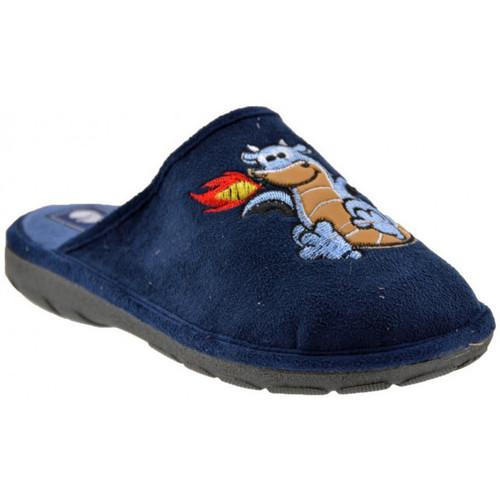 Παπούτσια Παιδί Παντόφλες Inblu  Μπλέ