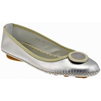 Παπούτσια Γυναίκα Μπαλαρίνες Swish  Silver