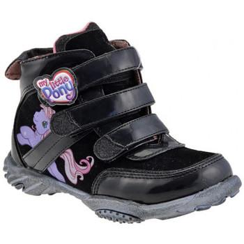 Παπούτσια Παιδί Ψηλά Sneakers Dessins Animés  Black