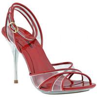 Παπούτσια Γυναίκα Σανδάλια / Πέδιλα Nina Morena  Red