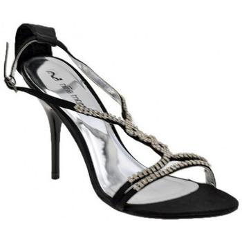 Παπούτσια Γυναίκα Σανδάλια / Πέδιλα Nina Morena  Black