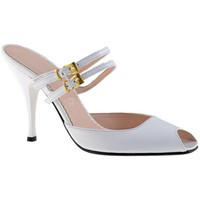 Παπούτσια Γυναίκα Σαμπό Charlize Italia  Άσπρο