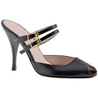 Παπούτσια Γυναίκα Σαμπό Charlize Italia  Black