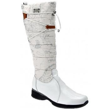 Παπούτσια Γυναίκα Μπότες για την πόλη Alviero Martini  Άσπρο