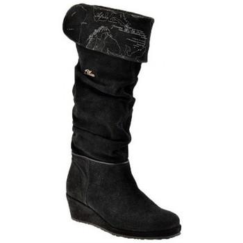 Παπούτσια Γυναίκα Μπότες για την πόλη Alviero Martini  Black