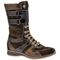 Παπούτσια Παιδί Μπότες για την πόλη Alviero Martini  Brown