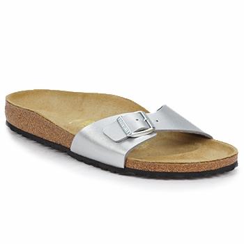 Παπούτσια Γυναίκα Τσόκαρα Birkenstock MADRID Argenté