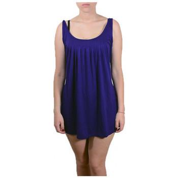 Υφασμάτινα Γυναίκα T-shirt με κοντά μανίκια Datch  Violet
