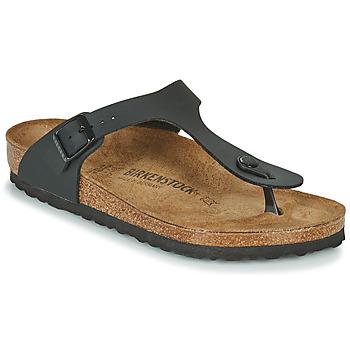 Παπούτσια Γυναίκα Σαγιονάρες Birkenstock GIZEH Black