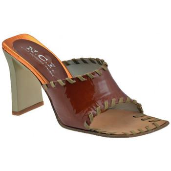 Παπούτσια Γυναίκα Σανδάλια / Πέδιλα Nci  Brown