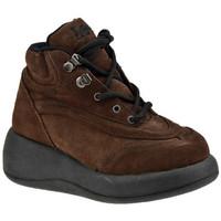 Παπούτσια Γυναίκα Ψηλά Sneakers Lee  Brown