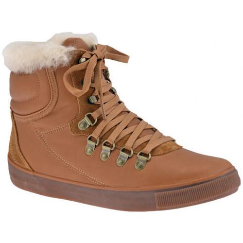 Παπούτσια Γυναίκα Ψηλά Sneakers FitFlop  Brown