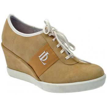 Παπούτσια Γυναίκα Ψηλά Sneakers Donna Loka  Beige