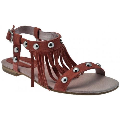 Παπούτσια Γυναίκα Σανδάλια / Πέδιλα Donna Loka  Ροζ