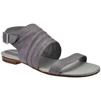 Παπούτσια Γυναίκα Σανδάλια / Πέδιλα Donna Loka  Grey