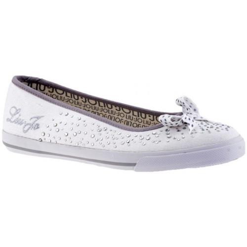 Παπούτσια Γυναίκα Μπαλαρίνες Liu Jo  Άσπρο