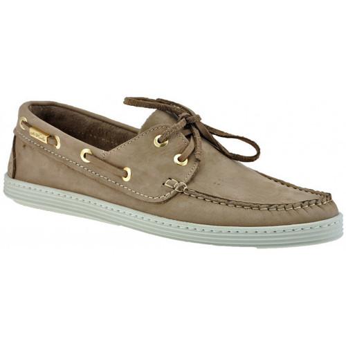 Παπούτσια Άνδρας Μοκασσίνια Andrea Morelli  Grey