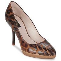 Παπούτσια Γυναίκα Γόβες Escada AS701 Brown / Leopard