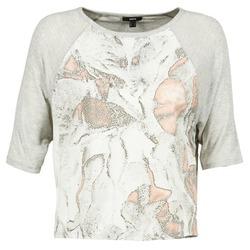 Υφασμάτινα Γυναίκα T-shirt με κοντά μανίκια Mexx EXOTI Grey