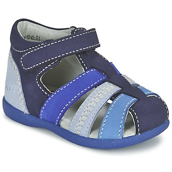 Παπούτσια Αγόρι Σανδάλια / Πέδιλα Kickers BABYSUN MARINE / μπλέ