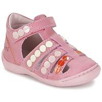 Παπούτσια Κορίτσι Σανδάλια / Πέδιλα Kickers GIFT ροζ