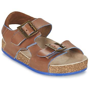 Παπούτσια Αγόρι Σανδάλια / Πέδιλα Kickers NANTI Brown