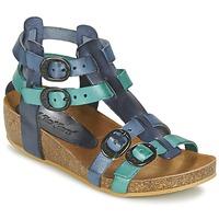Παπούτσια Κορίτσι Σανδάλια / Πέδιλα Kickers BOMDIA μπλέ