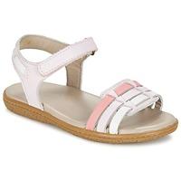 Παπούτσια Κορίτσι Σανδάλια / Πέδιλα Kickers VELOZ Ροζ
