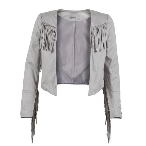 Υφασμάτινα Γυναίκα Σακάκι / Blazers Vero Moda HAZEL Grey