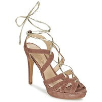 Παπούτσια Γυναίκα Σανδάλια / Πέδιλα Fericelli BAIOLA Nude