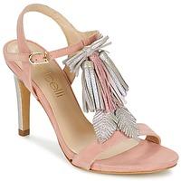 Παπούτσια Γυναίκα Σανδάλια / Πέδιλα Fericelli PATIERNA ροζ
