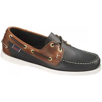 Boat shoes Sebago Bateau Spinnaker Leather