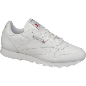Παπούτσια Γυναίκα Χαμηλά Sneakers Reebok Sport Classic Leather 50151 Blanc