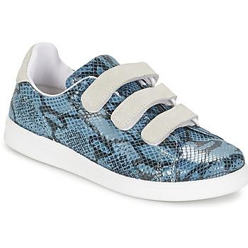 Παπούτσια Γυναίκα Χαμηλά Sneakers Yurban ETOUNATE Μπλέ / Jeans