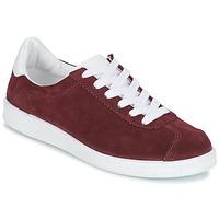 Παπούτσια Γυναίκα Χαμηλά Sneakers Yurban EMARTI Bordeaux