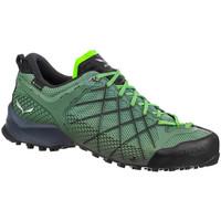 Παπούτσια Άνδρας Πεζοπορίας Salewa Ms Wildfire GTX 63487-5949 green