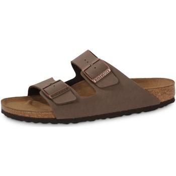 Παπούτσια Άνδρας Τσόκαρα Birkenstock Arizona Mocca Noir