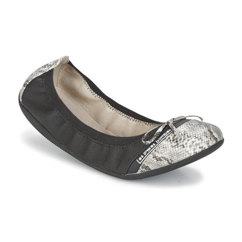 Παπούτσια Γυναίκα Μπαλαρίνες Les P'tites Bombes CAPRICE Black