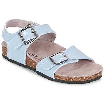 Παπούτσια Κορίτσι Σανδάλια / Πέδιλα Les P'tites Bombes J ROSE μπλέ