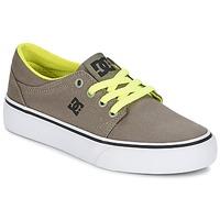 Παπούτσια Αγόρι Χαμηλά Sneakers DC Shoes TRASE TX Taupe