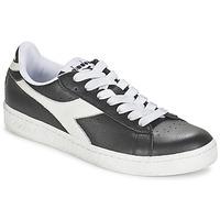 Παπούτσια Χαμηλά Sneakers Diadora GAME L LOW Black / Άσπρο