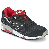 Παπούτσια Χαμηλά Sneakers Diadora N9000 NYLON II Black / Red