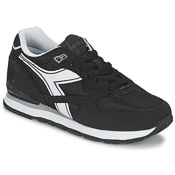 Παπούτσια Χαμηλά Sneakers Diadora N-92 Black / Άσπρο