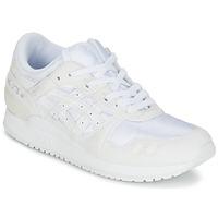 Παπούτσια Παιδί Χαμηλά Sneakers Asics GEL-LYTE III GS άσπρο