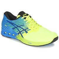 Παπούτσια Άνδρας Τρέξιμο Asics FUZEX μπλέ / Yellow