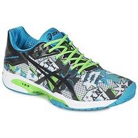 Παπούτσια Άνδρας Tennis Asics GEL-SOLUTION SPEED 3 L.E. NYC Άσπρο / Black / Μπλέ
