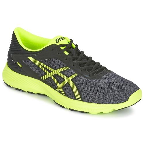 Παπούτσια Άνδρας Τρέξιμο Asics NITROFUZE Grey / Yellow