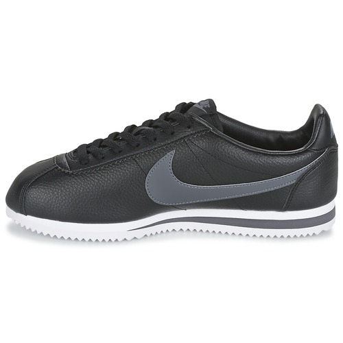 Το φθηνότερο Cool Shopping Παπουτσια Ανδρασ Nike CLASSIC CORTEZ LEATHER Black / Grey Uslf6qsY uy5V5et0